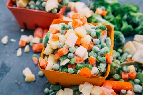 Frozen Vegetables'