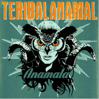 Brooklyn Postpunk Power Trio TeribalAnamal Release Debut EP