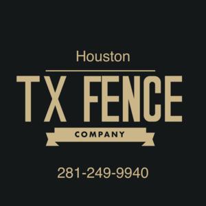 Company Logo For TX Fence Company Houston'