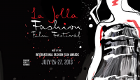 La Jolla Fashion Film Festival Logo