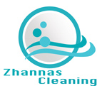 Company Logo For Zhannas Cleaning'
