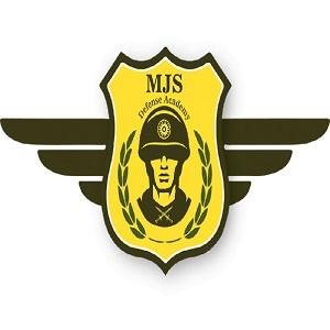 Company Logo For MJS Defence Academy'