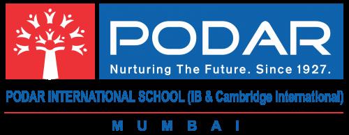 Company Logo For podar international school'