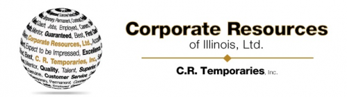 Company Logo For Corporate Resources'