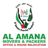 Company Logo For Amana Movers Packers'