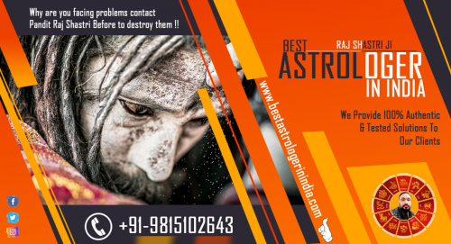 Company Logo For Best Astrologer in India'