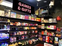 Romantic Depot Queens Megastore Sex Shop - Sex Toys & Vibrators Logo