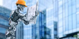 Artificial Intelligence in Construction Market Next Big Thin'