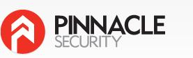 Logo for Pinnacle Security'