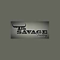 Tim Savage Trucking LLC Logo