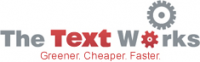 The Text Works Logo