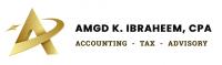 Amgd Ibraheem CPA Logo