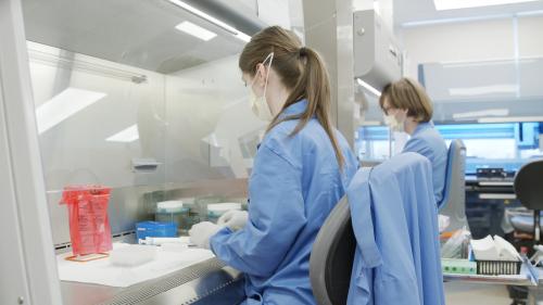 Intermountain Healthcare COVID Testing'