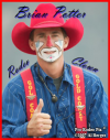 Rodeo Clown Brian Potter'
