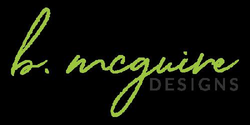 Company Logo For B. McGuire Designs'
