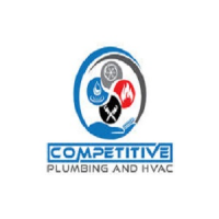Competitive Plumbing And Hvac Logo