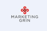 Marketing Grin Logo