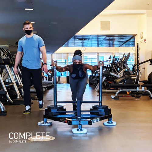 Independent Personal Training at CompleteBody'