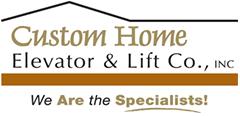 Company Logo For Custom Home Elevator'
