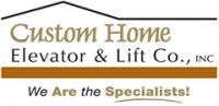 Custom Home Elevator Logo