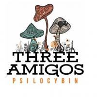Three Amigos Logo