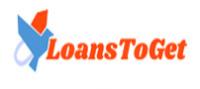 Loans To Get - Online Guaranteed Loans Logo