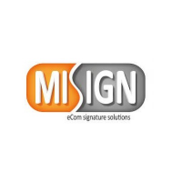 MiSign Electronic and Digital Signature Solutions Logo