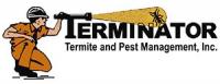 Terminator Termite & Pest Management Logo