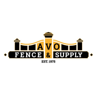 AVO Fence and Supply Logo