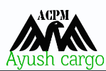 Ayush Cargo Packers and Movers. Logo