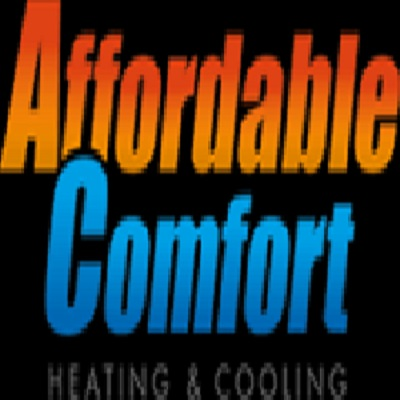Company Logo For Affordable Comfort Heating and Air Conditio'