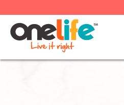 Company Logo For Onelife India'