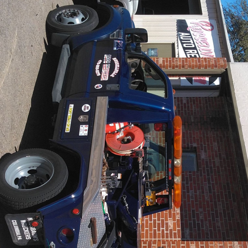 Company Logo For Russellville Auto Repair and Wrecker'