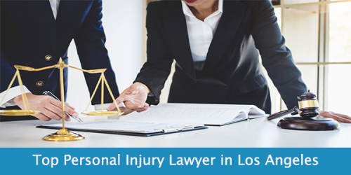 Top Rated Personal Injury Claim Settlement Attorneys in LA'
