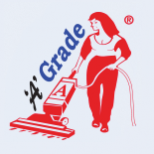 Company Logo For A Grade Office Cleaning'