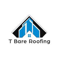 T Bare Roofing Logo