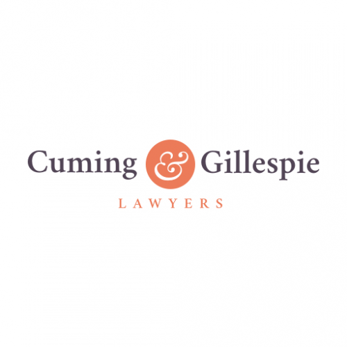 Company Logo For Cuming & Gillespie Lawyers'