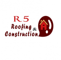 R5 Roofing and Construction Logo