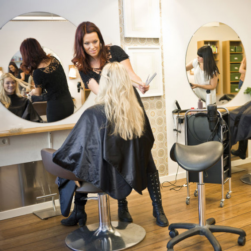 Barber Shop'