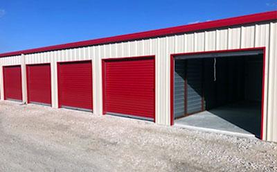 Storage Units in Savoy, TX'