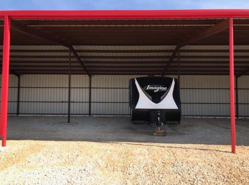 RV storage near Dallas, TX'