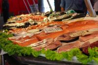 North Sea Fish Market Crowfoot Ltd Logo