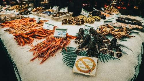 North Sea Fish Market Crowfoot Ltd'