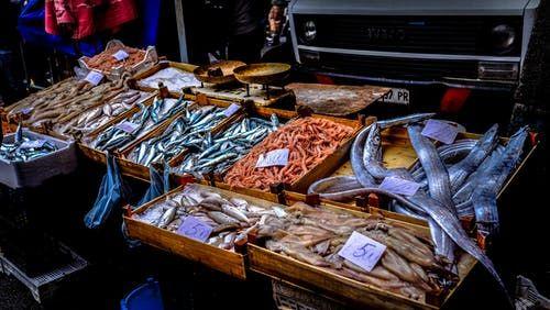 Fish Market'