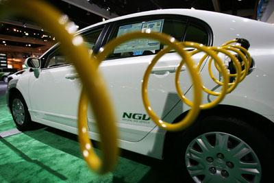 Natural Gas Vehicles (NGVs) Market'
