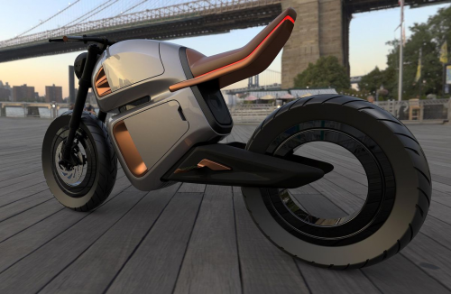 Electric Motorcycle Market'