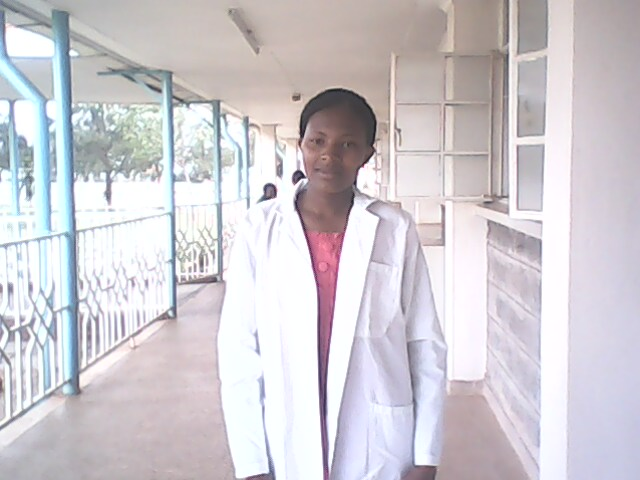 Rose M from Kenya