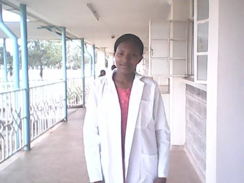 Rose M from Kenya'