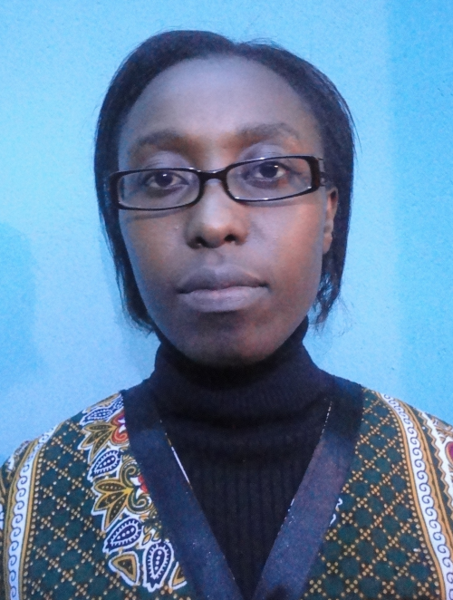 Winnie from Kenya'