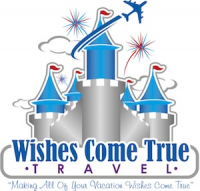 Wishes Come True Travel Logo